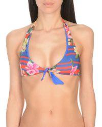 EA7 - Bikini Top - Lyst