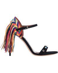 Valentino Garavani Valentino Garavani Sandals - Black