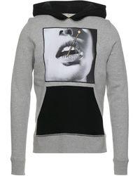 Herman Market Sweatshirt - Grau