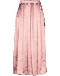 Saucony 3/4 Length Skirt - Pink