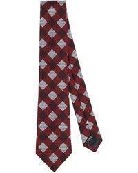 Fendi Cravatta e papillon - Multicolore