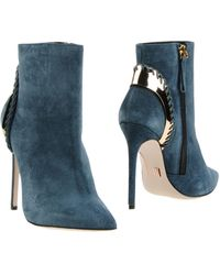 Daniele Michetti - Ankle Boots - Lyst