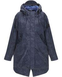 Kilt Heritage Down Jacket - Blue
