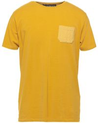Jeordie's T-shirt - Yellow