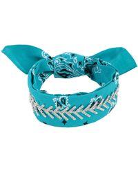 Fallon Necklace - Blue