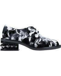 Nicholas Kirkwood Chaussures à lacets - Noir