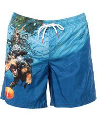 Sundek Swim Trunks - Blue
