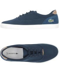 Lacoste Sneakers & Tennis basses - Bleu