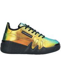 Giuseppe Zanotti Low Sneakers & Tennisschuhe - Mettallic