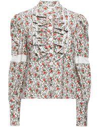 Manoush Shirt - White