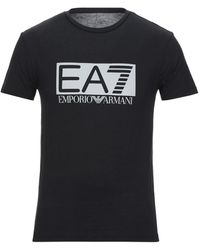 EA7 T-shirt - Noir