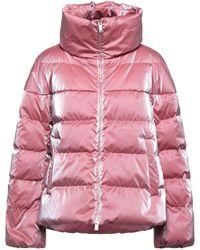 Add Down Jacket - Pink