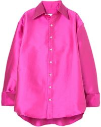 Matthew Adams Dolan Hemd - Pink
