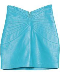 The Attico - Mini Skirt - Lyst