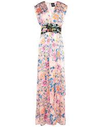 MIMI LIBERTÉ by MICHEL KLEIN Long Dress - Pink