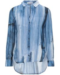 Bella Dahl Shirt - Blue