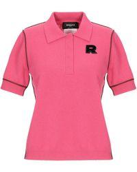 Rochas Pullover - Rosa