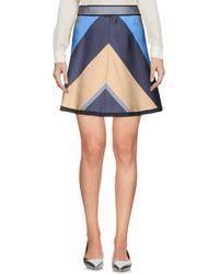 Ostwald Helgason - Mini Skirt - Lyst
