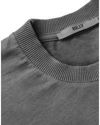 Billy T-shirt - Grigio