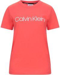 Calvin Klein - T-shirts - Lyst