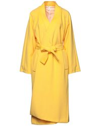 Souvenir Clubbing Coat - Yellow