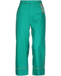 The Gigi Casual Pants - Green