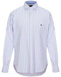 Brooksfield Shirt - White