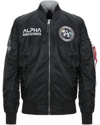 Alpha Industries - Jacke - Lyst