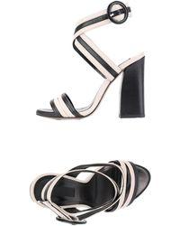 Marella Sandals - Grey