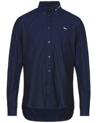 Harmont & Blaine Camisa - Azul