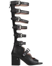 Laurence Dacade Knee Boots - Black