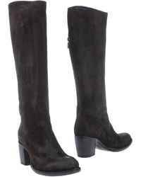 Rocco P High-heeled Boots - Brown