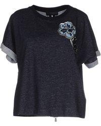 Tru Trussardi Sweatshirt - Blue