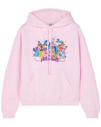 Vetements Sweatshirt - Pink