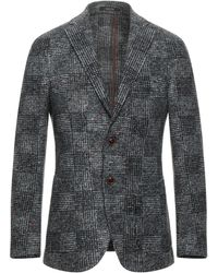 Angelo Nardelli Suit Jacket - Black