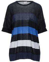 Cotton by Autumn Cashmere Jumper - Blue