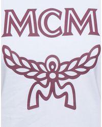 MCM T-shirt - Blanc