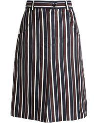 Nina Ricci - Knee Length Skirt - Lyst