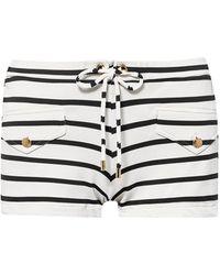 Melissa Odabash Beach Shorts And Trousers - White