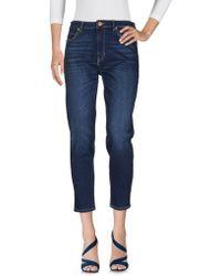 Guess - Pantaloni jeans - Lyst