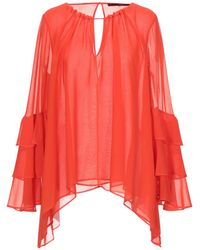 Annarita N. Blouse - Orange