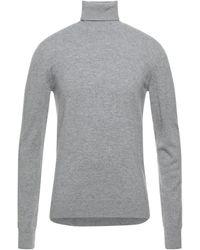 Bikkembergs Turtleneck - Grey