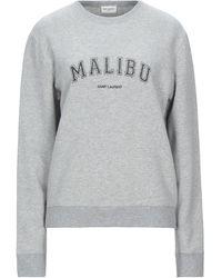 Saint Laurent Sweat-shirt - Gris