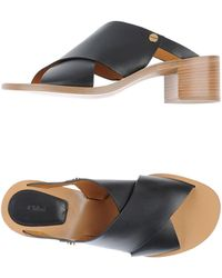 Chloé Sandals - Black