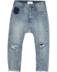One Teaspoon Capri jeans - Blu