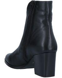 Lamica Ankle Boots - Black