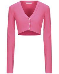 Helmut Lang Wickelpullover - Pink