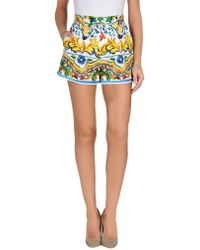 Dolce & Gabbana Shorts - Bianco