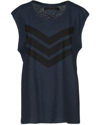 JUNE 72 T-shirt - Blue