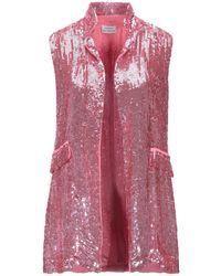 P.A.R.O.S.H. Suit Jacket - Pink